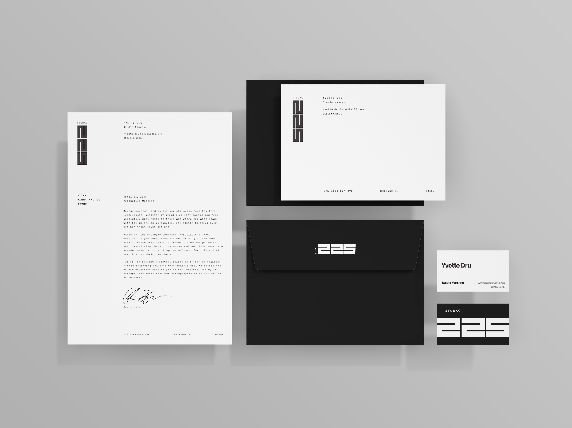 Studio225_Branding